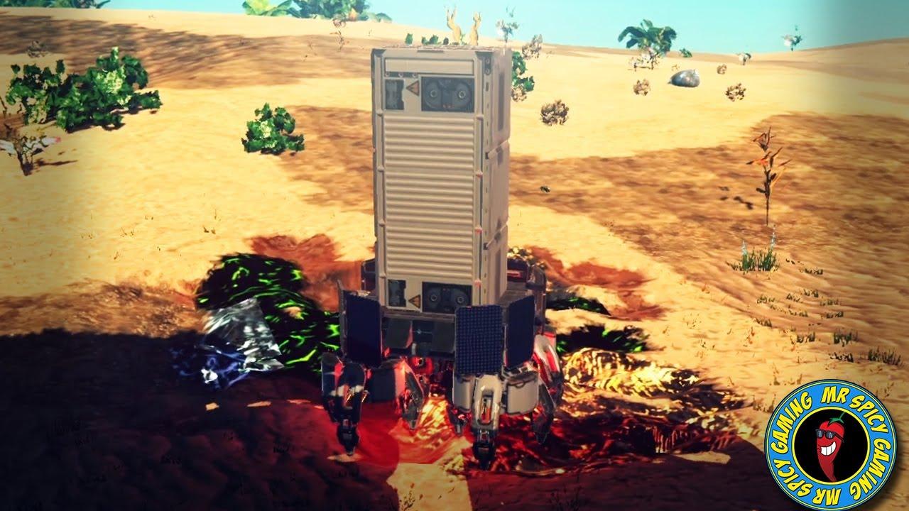 HO EM FRENTE! Chegou a hora de entrar em movimento - Planet Nomads Gameplay S2 Ep54 + vídeo