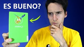 Motorola Moto G5 - Unboxing en español
