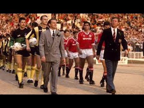 1990 FA Cup Final Replay  Man Utd vs C Palace