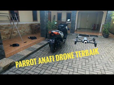#Parrotanafi #Reviewdrone Unboxing Dan Review Drone Parrot Anafi Fitur Berlimpah