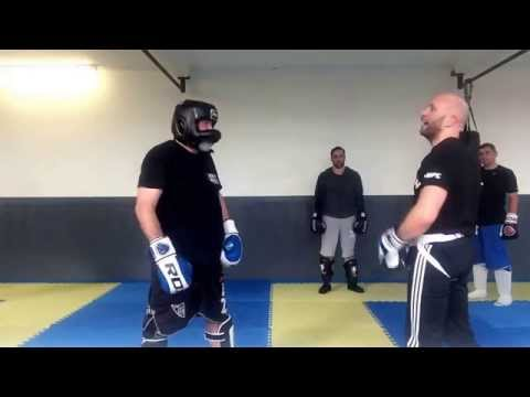 Improve Your Sparring - Ricky Manetta - MMA KRAV MAGA