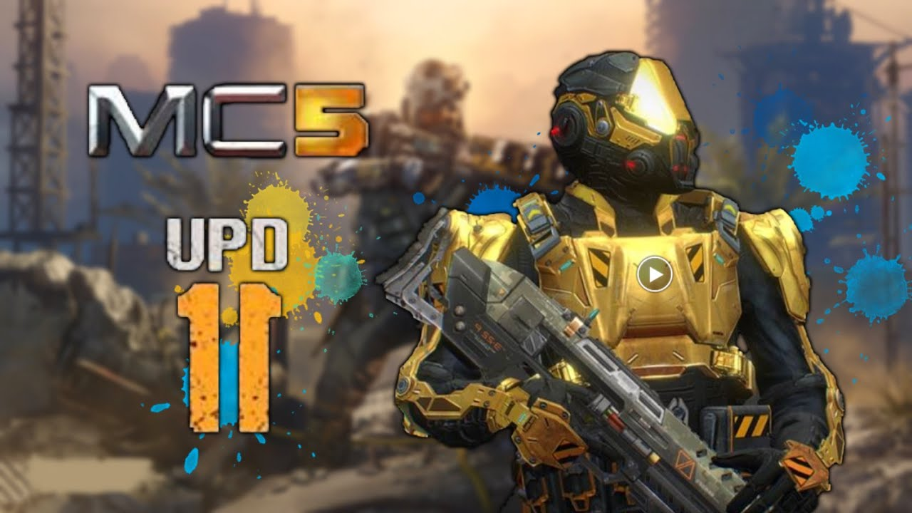 modern combat 5 update 11 coming new mode and armors