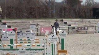 Deauville - Kevin Staut & Unna de Kerglen - vitesse 1,20 m - 2016