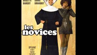 les novices ( just be cool )  francois de roubaix  1970