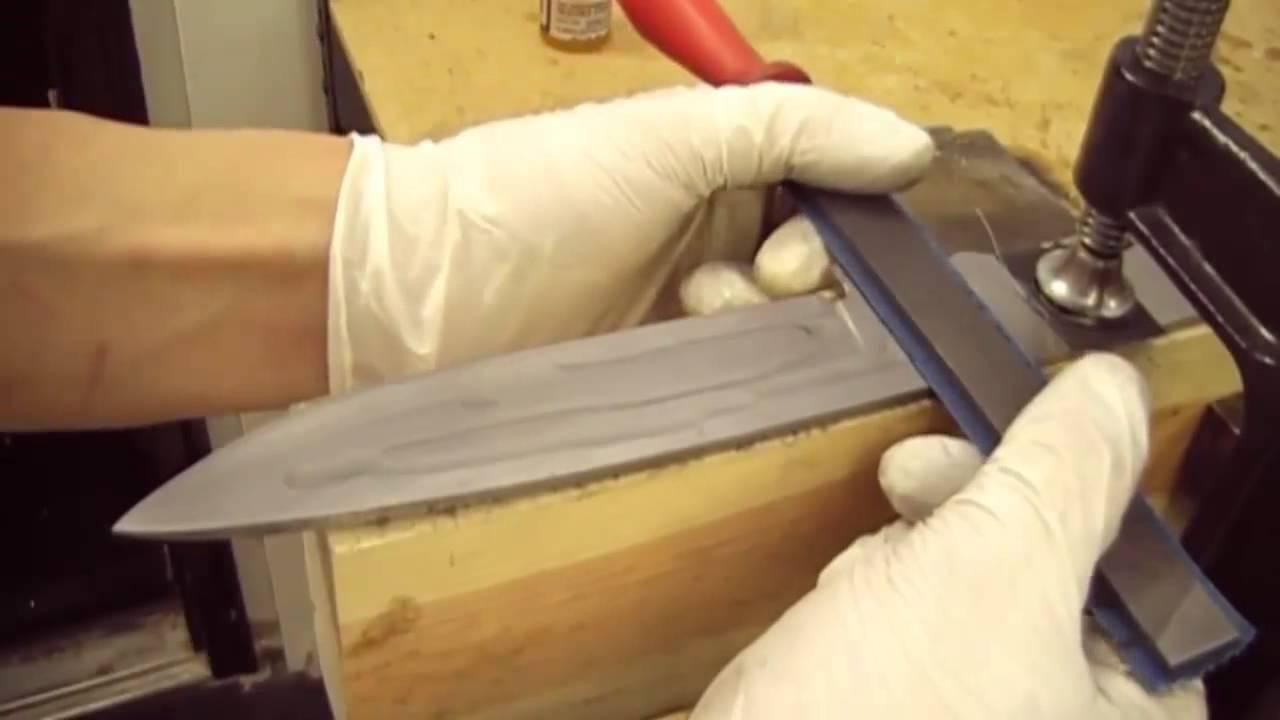 Tahta Bıçak Nasıl Yapılır