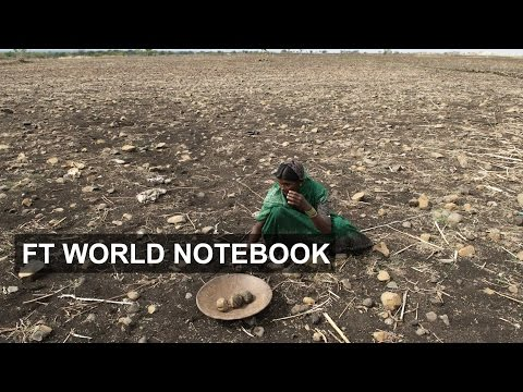 Water crisis in western India | FT World Notebook