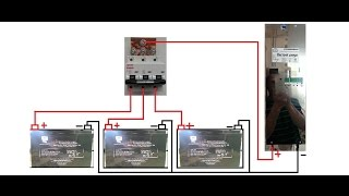 Автоматический выключатель для банка аккумуляторов(, 2015-06-14T08:23:00.000Z)