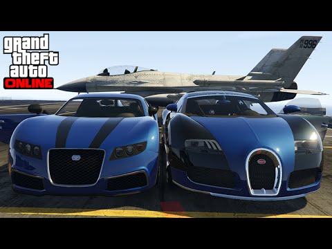 FullDownload Adder Bugatti Veyron Vs Jet Which Is Faster Gta V 5 Video Gam