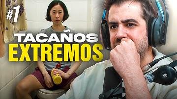 REACCIONANDO A TACAÑOS EXTREMOS #1