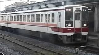 「貴重」東武6050系 区間急行浅草行き 春日部駅発車