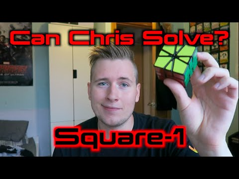 Can Chris Solve?: Square-1
