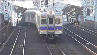 2018.11.29  南海電鉄 6000系  6025F + 6013F 急行なんば 今宮戎通過 引退 南海電車 南海車両一覧