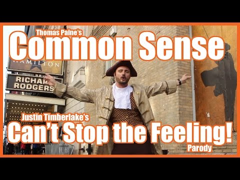 "Common Sense (Justin Timberlake's ""Can't Stop the Feeling"" Parody) - @MrBettsClass Mp3"