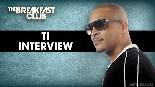 T.I. Blends Fatherhood, Business + Hip Hop In New Album 'The L.I.B.R.A.'