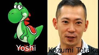 Characters & Voice Actors - Super Smash Bros.