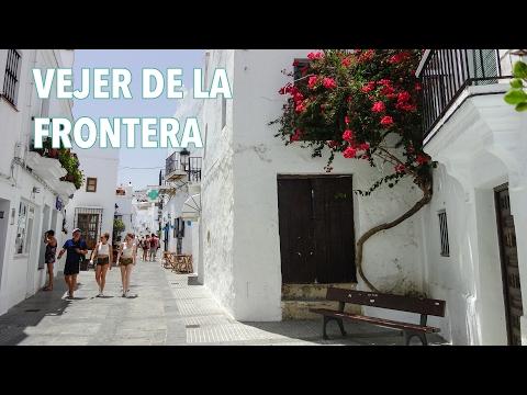 Trip: Vejer de la Frontera, Spain (GoPro)