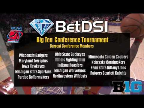 Big Ten Conference Tournament Odds | 2015 College Basketball Betting Predictions