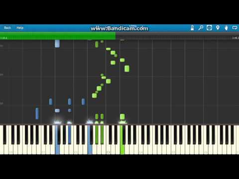 Jelly Roll Morton - Black Bottom Stomp [Synthesia]