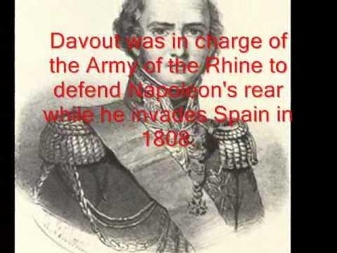 Marshals of Napoleon-Louis-Nicolas Davout: The Iron Marshal