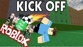The FGN Crew Plays: ROBLOX - Kick Off
