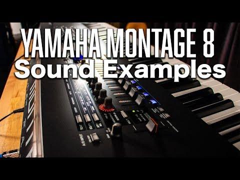 Montage 8: Sound Examples