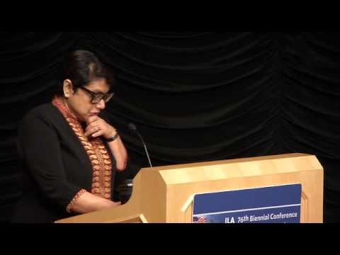 Grotius Lecture: Women and Children: The Cutting Edge of Int