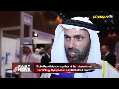 Fast News: Global health leaders gather at the International Cardiology Symposium