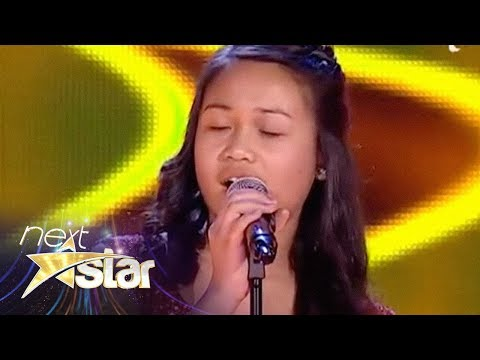 "Arisxandra Libantino - Frank Sinatra - ""The Impossible dream"" - Next Star"
