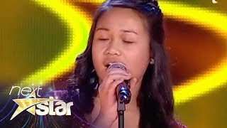 "Arisxandra Libantino - Frank Sinatra - ""The Impossible dream"" - Next Star"