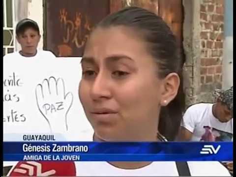 Marcha por la paz en Santo Domingo