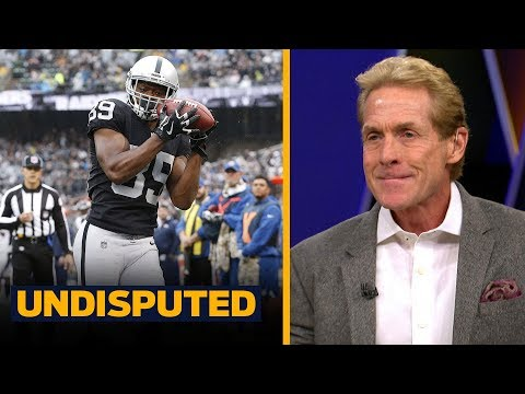 Skip Bayless reacts to the Dallas Cowboys trading for Amari Cooper | NFL | UNDISPUTED