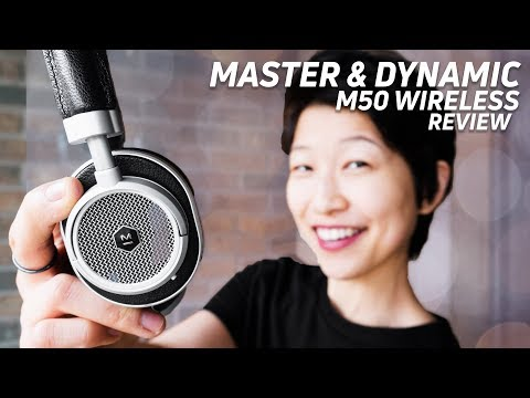 Master & Dynamic MW50 Wireless review: A beautiful expense