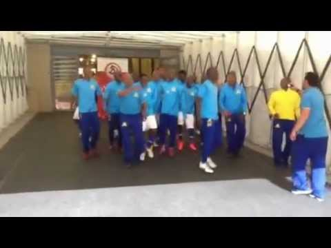 Mamelodi Sundowns | Ka Bo Yellow (tunnel).MOV
