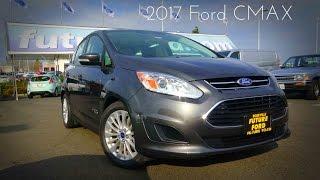 2017 Ford CMAX SE Energi 2.0 L 4-Cylinder Review