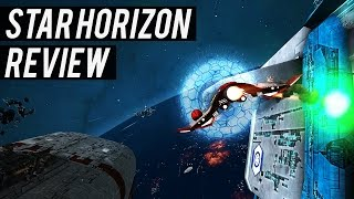 Star Horizon First Impression Review / Rails Shooter Like Starfox?