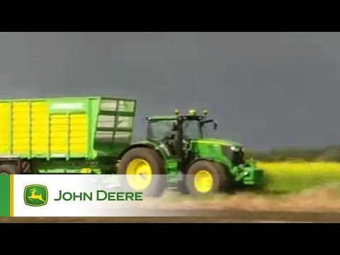 John Deere Direct Drive Transmission