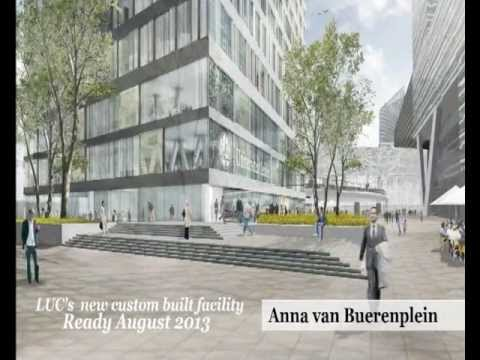 LUC The Hague - The Anna van Buerenplein