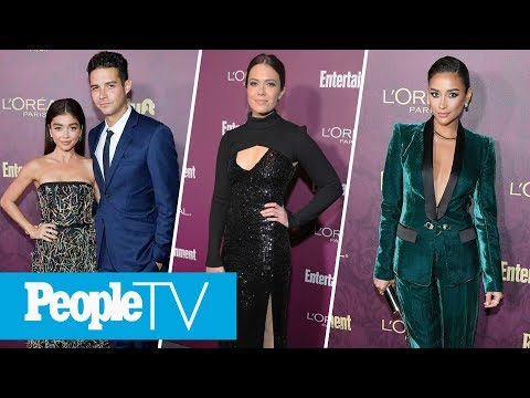 The 2019 EW Pre-Emmys Party Red Carpet | PeopleTV