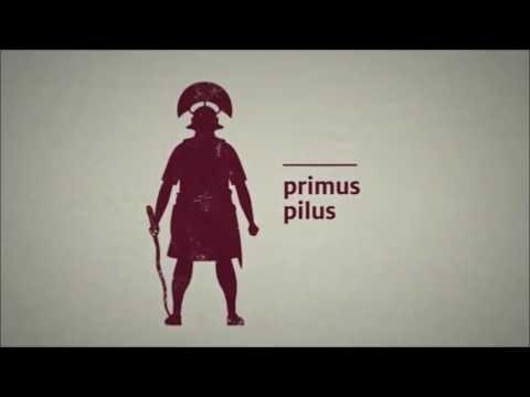 estructura-del-ejército-romano