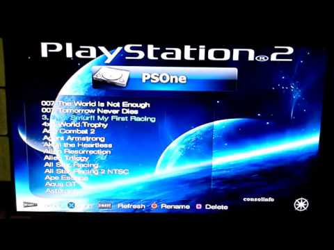 Open PS2 Loader 0 9 3 POPStarter