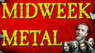 Midweek Metal Episode 147 - Robb Flynn, Ozzy & UK Black Metal