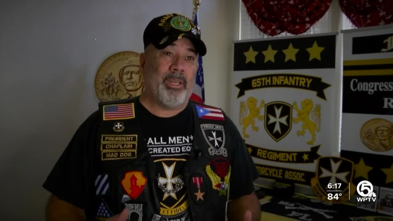 Download Descendant of 65th Infantry Regiment 'The Boriqueneers' shares history, honors members