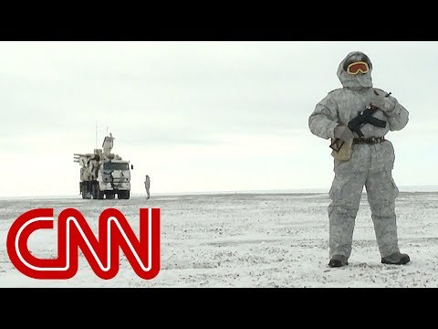 Take Exclusive Look Inside Russia's Arctic Military Base