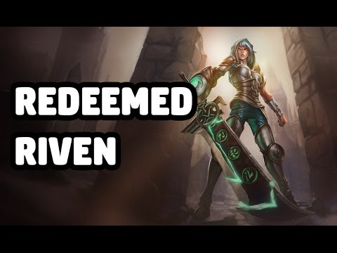 REDEEMED RIVEN SKIN SPOTLIGHT