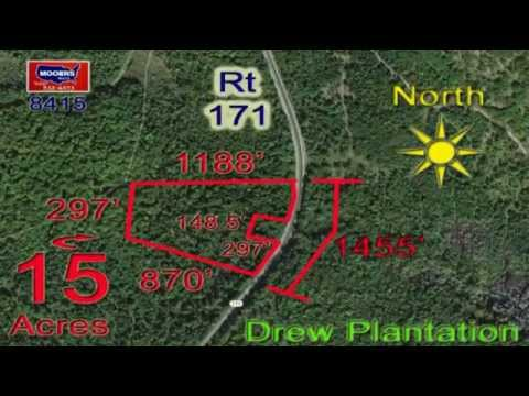Maine Land For Sale | Penobscot County  Real Estate Listing | Drew Plantation 15 Acres! #8145