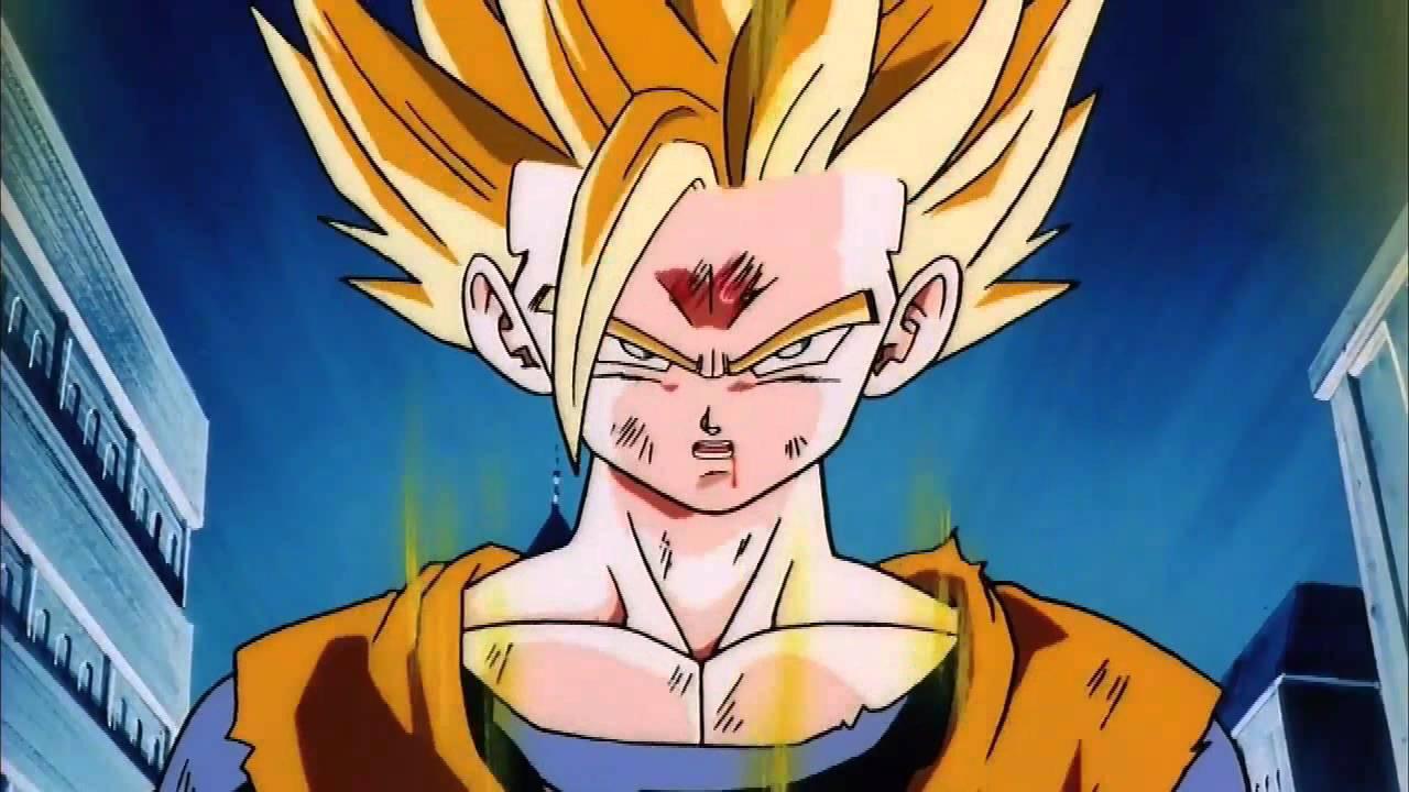 Dragon Ball Z - Gohan vs Bojack - [AMV] - HD - YouTube  Gohan Ssj2 Vs Bojack