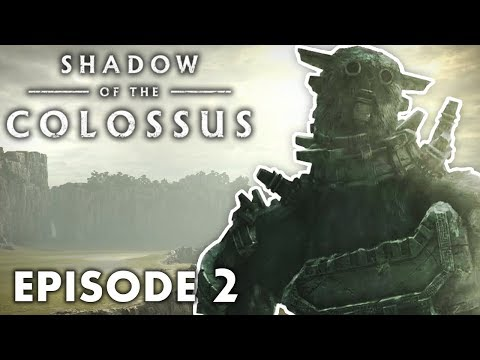 Première difficulté ...   SHADOW OF THE COLOSSUS #02