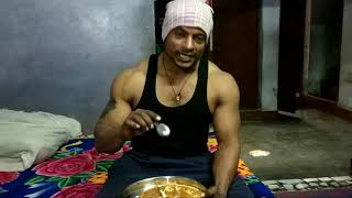 Full day meal eating with me (sports gym)