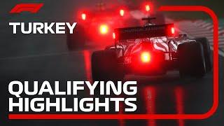 2020 Turkish Grand Prix: Qualifying Highlights