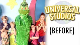Universal Studios (Before)